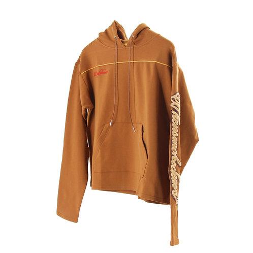 Confidence Sweatshirt Hoodie (Brown)
