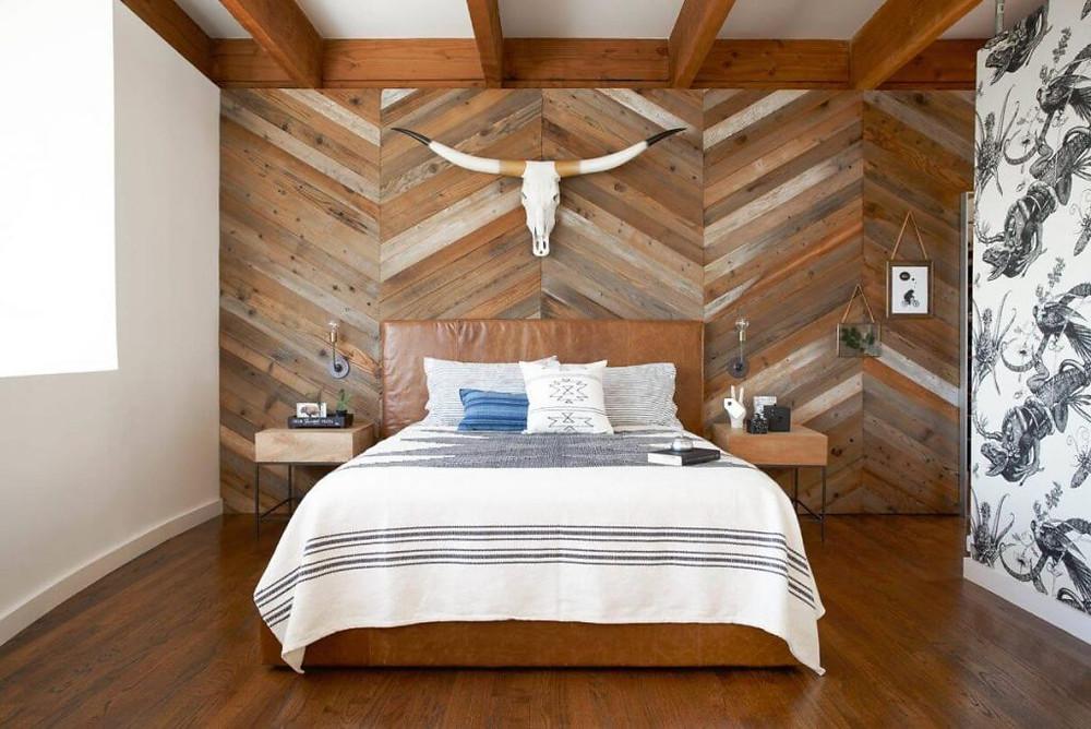 Timber Cladding wall