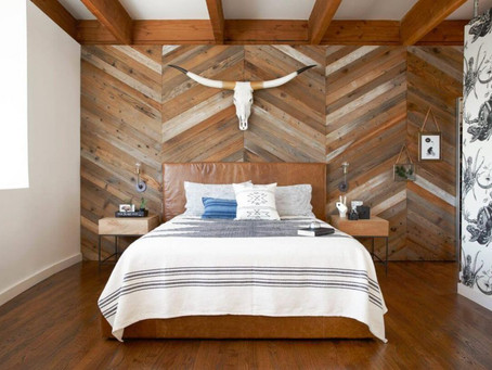 Create A Feature Wall With Timber Cladding