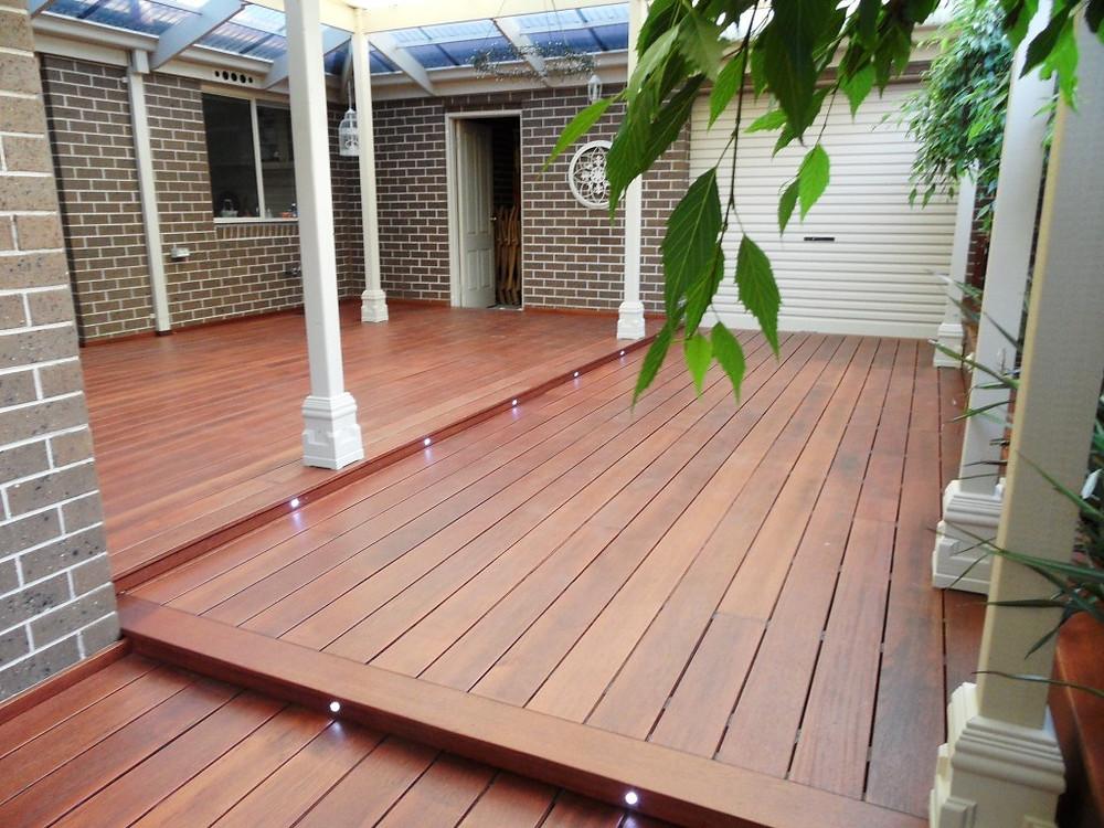 Timber Species for Outdoor Decking