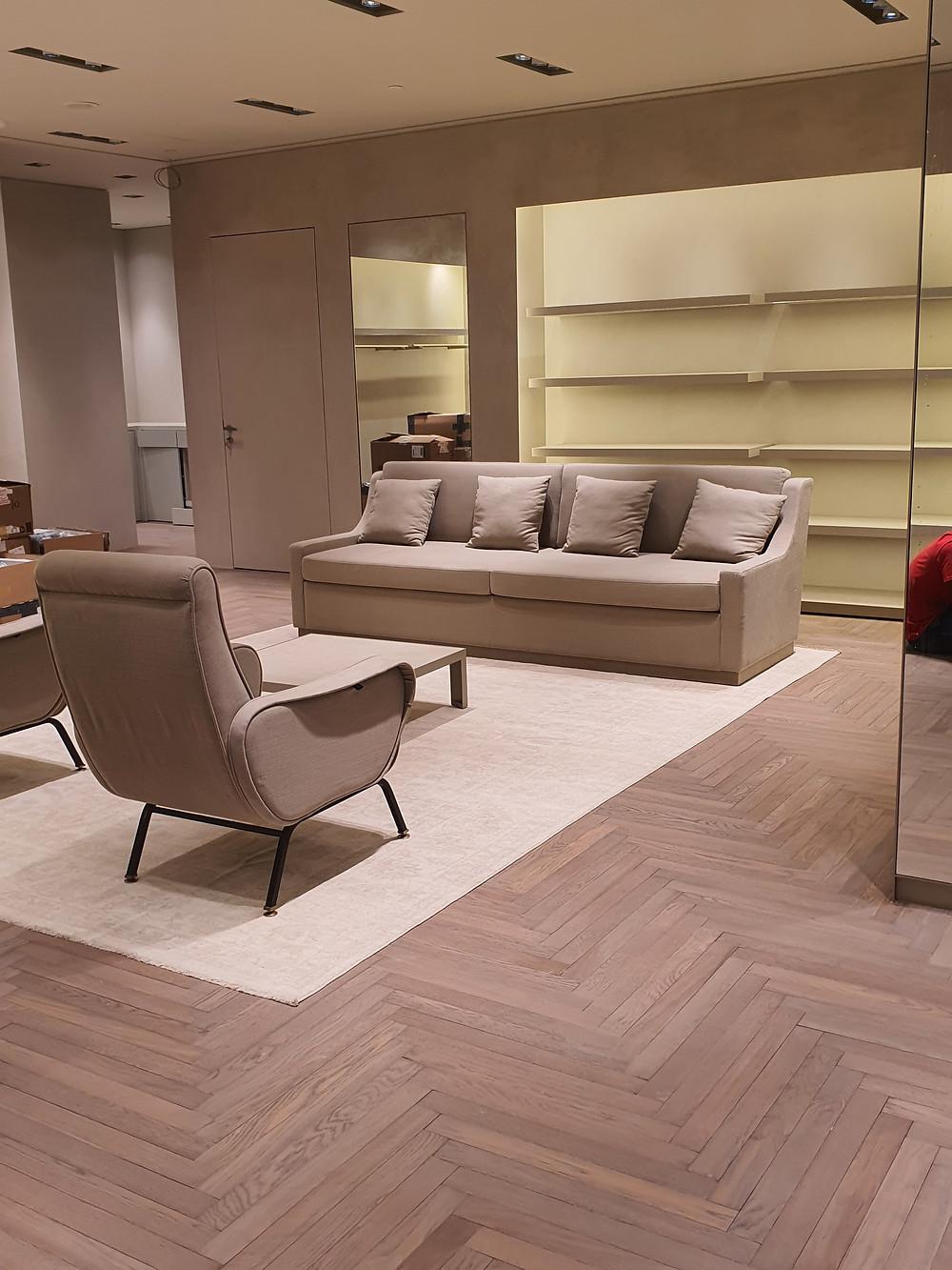 Herringbone, hardwood flooring style