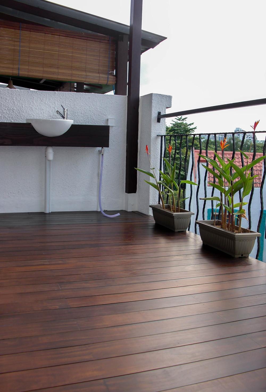 Accoya Timberwood Outdoor Decking