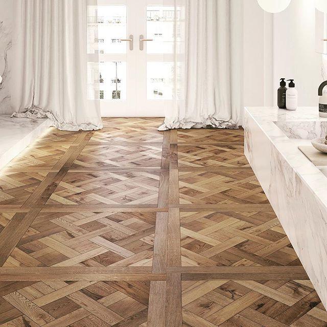 Versaills Hardwood Patterns