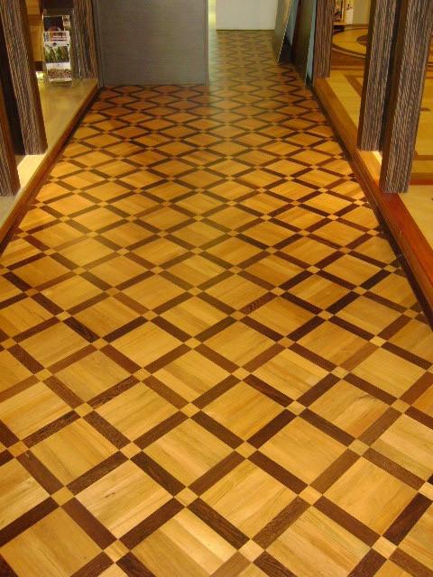 Light Wooden Flooring