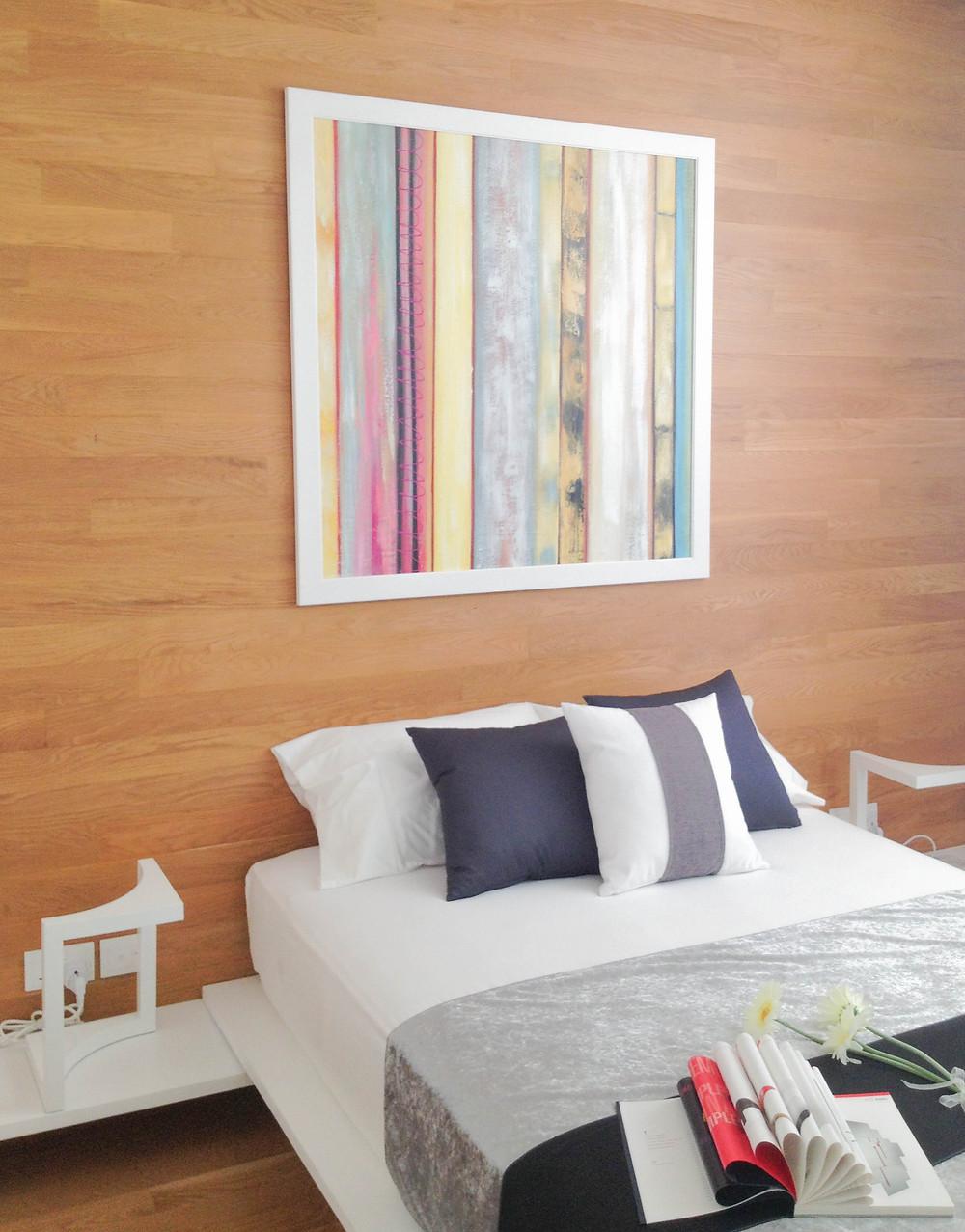 Light Color Wood Cladding