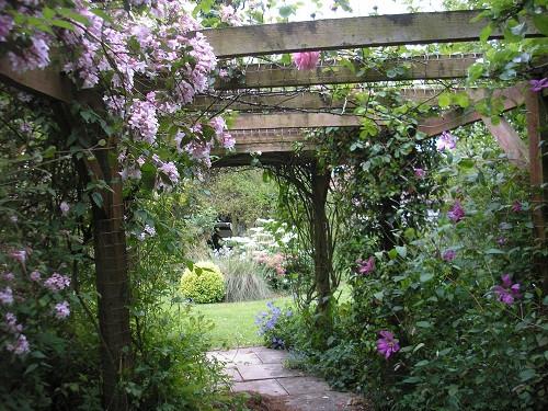 Turn Your Garden Into A Whimsical Fairytale with Trellis Design
