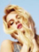 Blonde Model