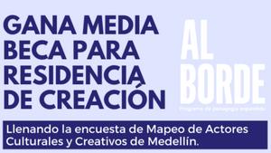Mapa del ecosistema cultural y creativo de Medellín