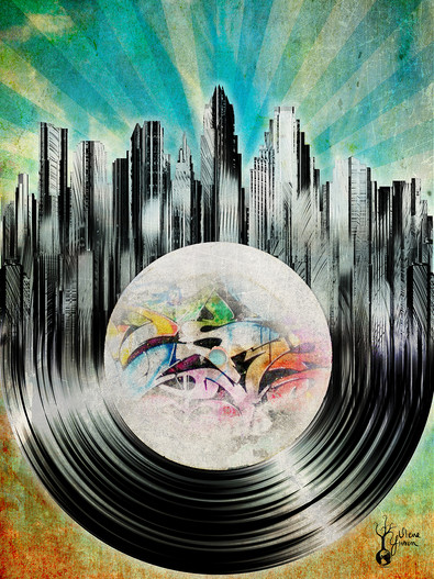 Austin on Vinyl