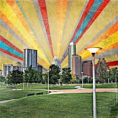 Butler Park Skyline