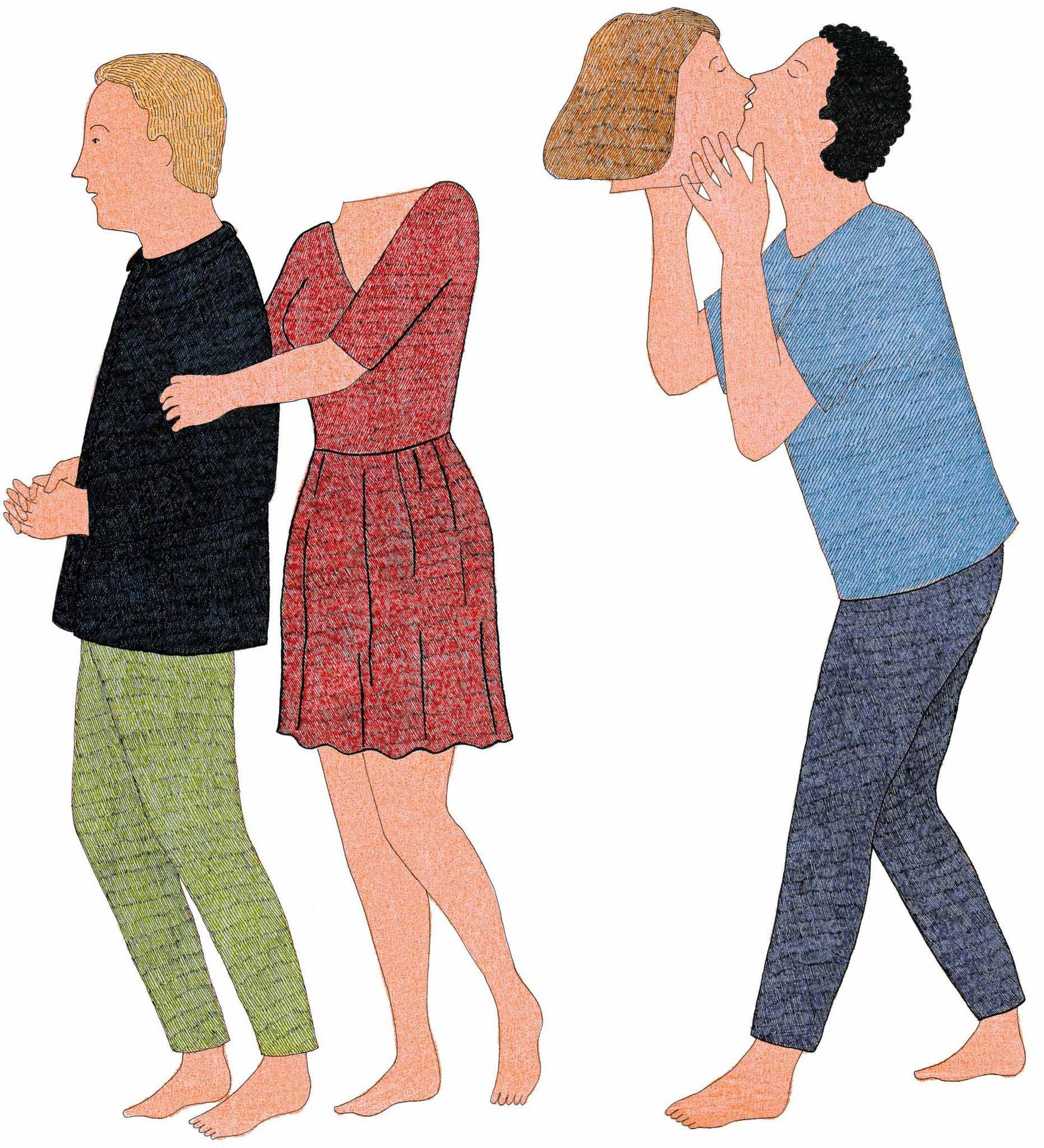 Infidelity Lurks in Your Genes
