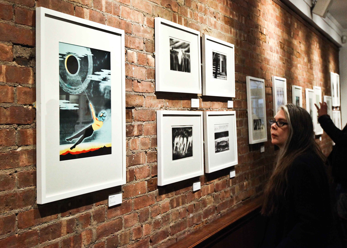 Exhibition of personal works at The Society of Illustrators