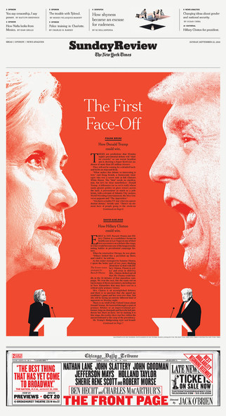 The First Face Off