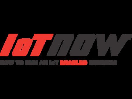 Dryad makes the 2020 IoT Global Awards Shortlist