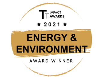Dryad is one out 10 semi finalists in the energy & environment category for Top Tier Impact Awards