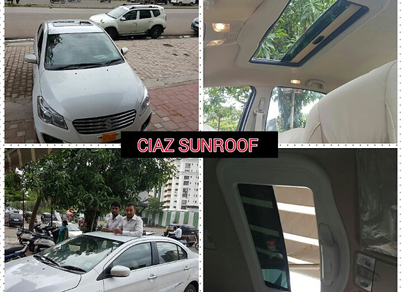 Car Sunroof