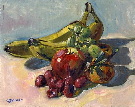 Fruit - Life Study