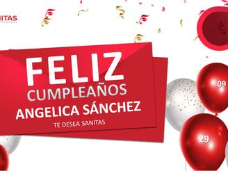 Cumpleaños María Angelica Sánchez