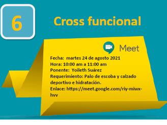 Cross Funcional