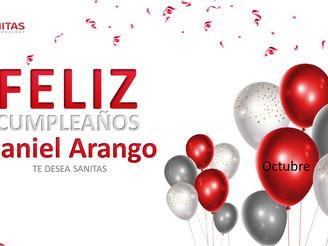 Cumpleaños Daniel Arango