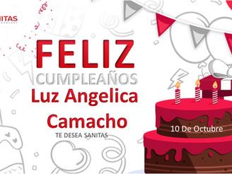 Cumpleaños Luz Angelica Camacho