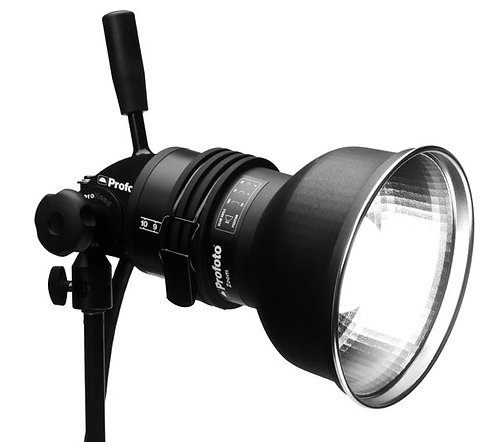 Генераторная голова Profoto Pro-B Head plus UV Zoom Reflector
