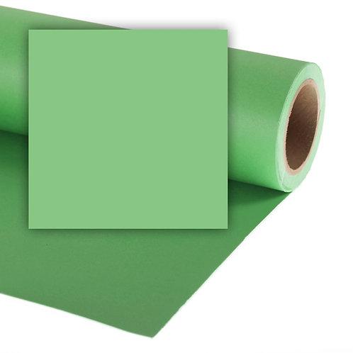 Бумажный фон Colorama 2,72 x 11 метров, цвет SUMMER GRE