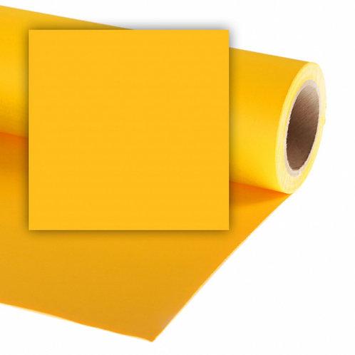 Бумажный фон Colorama 2,72 x 11 метров, цвет BUTTERCUP