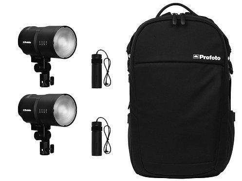 Комплект Profoto B10 Duo Kit 250/250 AirTTL