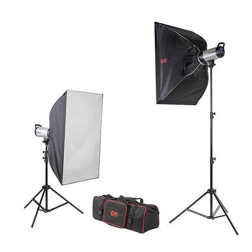 Комплект студийного оборудования Falcon Eyes UltimaKit II 2400SL-SB