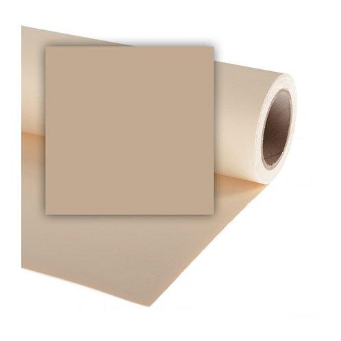 Бумажный фон Colorama 2,72 x 11 метров, цвет CAPPUCCINO