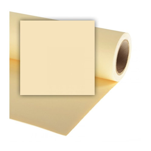 Бумажный фон Colorama 2,72 x 11 метров, цвет CHARDONNAY