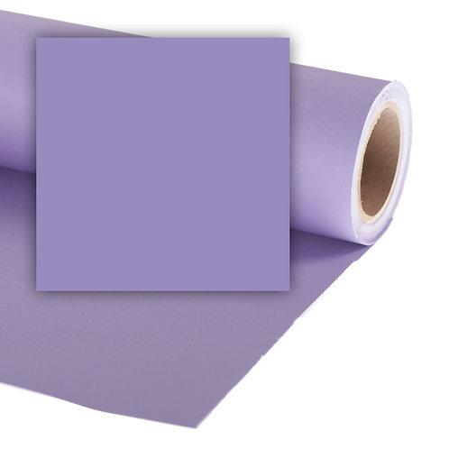 Бумажный фон Colorama 2,72 х 11 метров, цвет LILAC