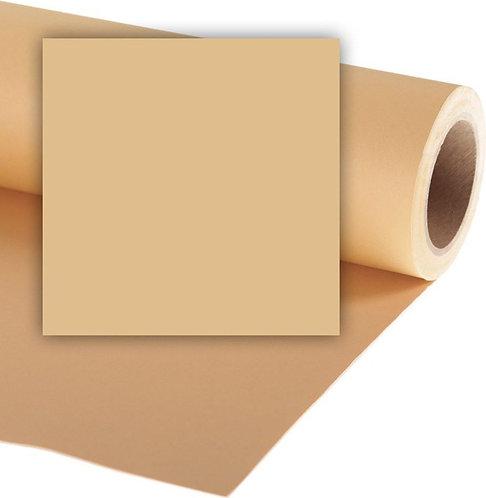Бумажный фон Colorama 2,72 х 11 метров, цвет BARLEY