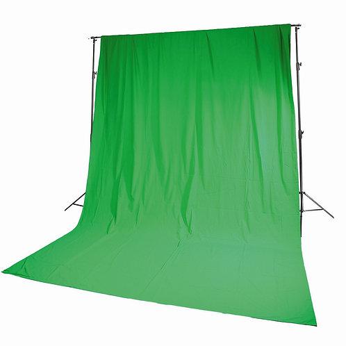 Фон FB-07 FB-3060 зеленый (бязь)