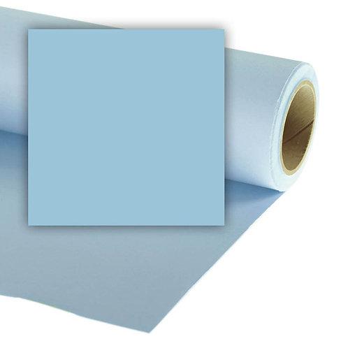 Бумажный фон Colorama 2,72 х 11 метров, цвет FORGET ME NOT