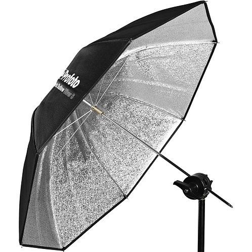 Зонт Profoto Umbrella Shallow Silver S (85cm)