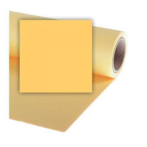 Бумажный фон Colorama 2,72 x 11 метров, цвет MAIZE