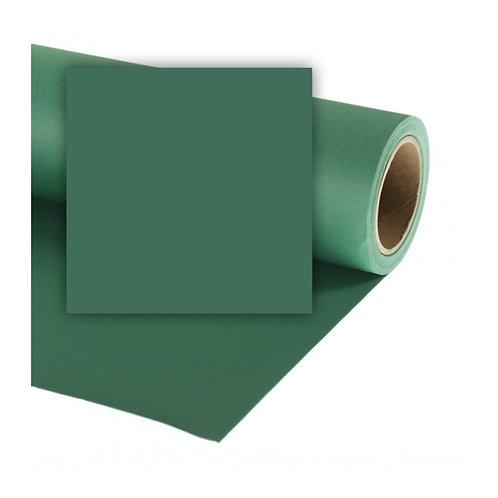 Бумажный фон Colorama 2,72 x 11 метров, цвет SPRUCE GREEN (Ель)