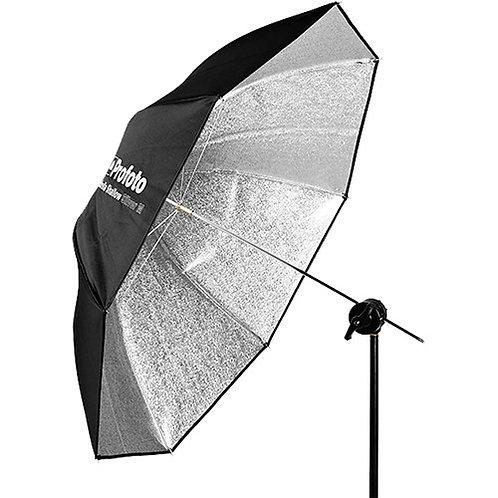 Зонт Profoto Umbrella Shallow Silver M (105cm)