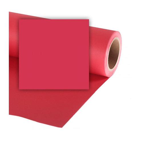 Бумажный фон Colorama 2,72 х 11 метров, цвет CHERRY