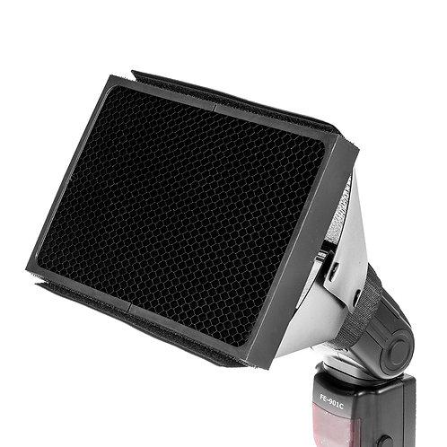 Отражатель Falcon Eyes SRH-CA с сотовой насадкой для накамерной вспышки