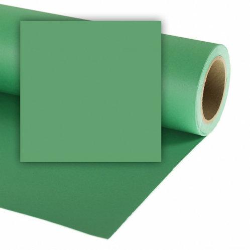 Бумажный фон Colorama 2,72 x 11 метров, цвет APPLE GREE