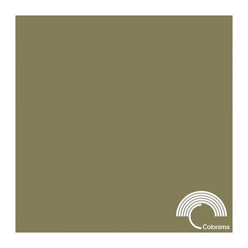 Бумажный фон Colorama 2,72 х 11 метров, цвет LEAF