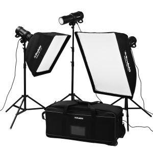 Комплект с тремя моноблоками Profoto D1 Studio Kit 500/500/1000 Air
