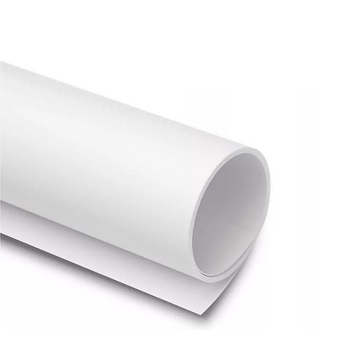 Фон пластиковый белый матовый 0,98х1,5 м