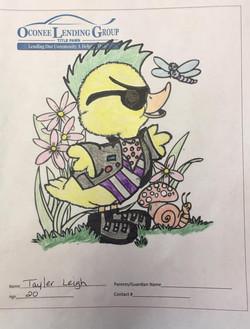 Tayler's Duck