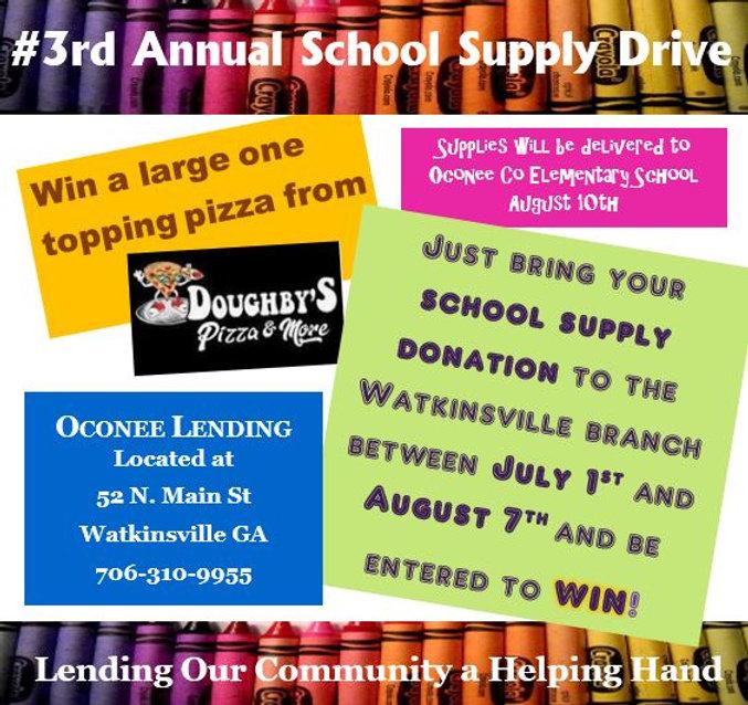 Watkinsville Supply Drive.JPG