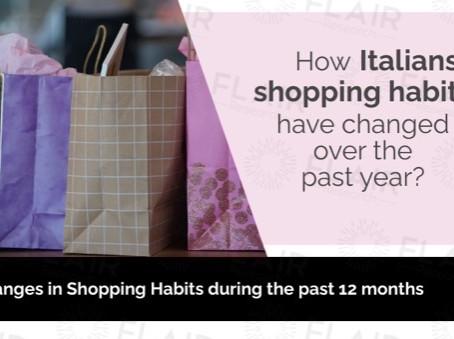 Italians Shopping Habits