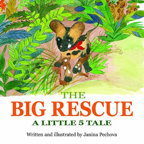 The Big Rescue by Janina Pechova